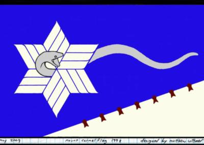 003_mwittmersdesignof MTcarmelflag