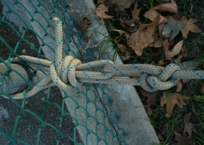 0178_single bowline tie down