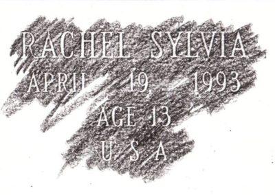 2Crachelsylvia9