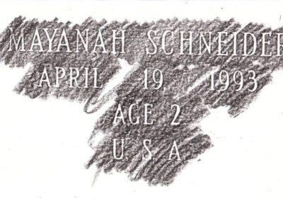 3Kmayanahschneider25